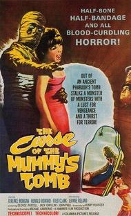 A Maldição da Múmia - Poster / Capa / Cartaz - Oficial 1