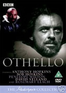 Othello - Poster / Capa / Cartaz - Oficial 4