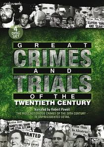 Great Crimes and Trials of the Twentieth Century - Poster / Capa / Cartaz - Oficial 1