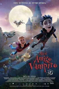 Meu Amigo Vampiro - Poster / Capa / Cartaz - Oficial 1