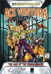 Ace Ventura  - Poster / Capa / Cartaz - Oficial 1
