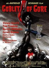 Goblet of Gore - Poster / Capa / Cartaz - Oficial 1