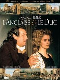 A Inglesa e o Duque - Poster / Capa / Cartaz - Oficial 1