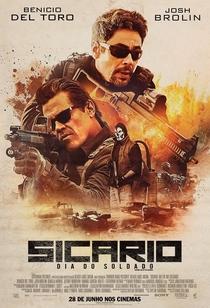 Sicario: Dia do Soldado - Poster / Capa / Cartaz - Oficial 4