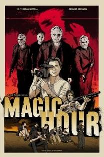 Magic Hour - Poster / Capa / Cartaz - Oficial 1