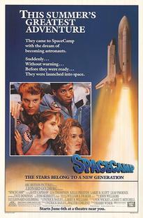 Space Camp - Aventura no Espaço - Poster / Capa / Cartaz - Oficial 2