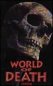 World of Death - Poster / Capa / Cartaz - Oficial 1