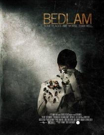 Bedlam: Além da Loucura - Poster / Capa / Cartaz - Oficial 2