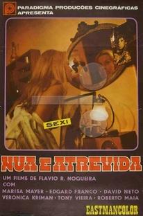 Nua e Atrevida - Poster / Capa / Cartaz - Oficial 1