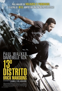 13º Distrito - Poster / Capa / Cartaz - Oficial 1