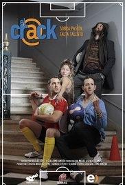 El Crack - Poster / Capa / Cartaz - Oficial 1