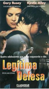 Legítima Defesa - Poster / Capa / Cartaz - Oficial 2