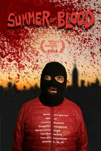 Summer of Blood - Poster / Capa / Cartaz - Oficial 2