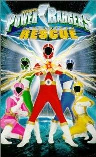 Power Rangers Resgate na Velocidade da Luz - Poster / Capa / Cartaz - Oficial 1