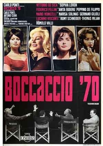 Boccaccio '70 - Poster / Capa / Cartaz - Oficial 3