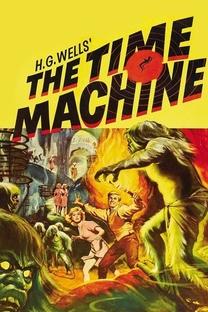 A Máquina do Tempo - Poster / Capa / Cartaz - Oficial 3
