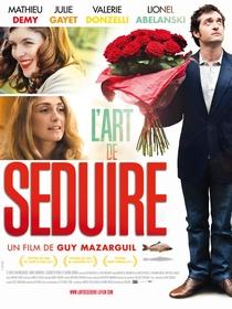 A arte de seduzir - Poster / Capa / Cartaz - Oficial 1