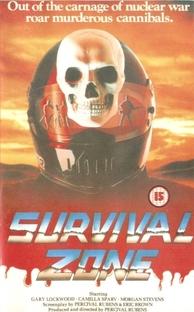 Survival Zone - Poster / Capa / Cartaz - Oficial 2