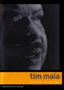 Programa Ensaio - Tim Maia - Poster / Capa / Cartaz - Oficial 1
