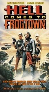 O Inferno Chega a Frogtown - Poster / Capa / Cartaz - Oficial 2