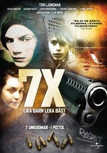 7X - LIKA BARN LEA BäST - Poster / Capa / Cartaz - Oficial 1