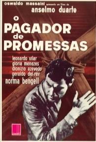 O Pagador de Promessas - Poster / Capa / Cartaz - Oficial 1