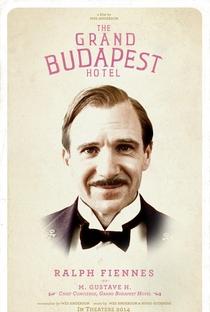 O Grande Hotel Budapeste - Poster / Capa / Cartaz - Oficial 19