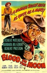 Sangue na lua - Poster / Capa / Cartaz - Oficial 1