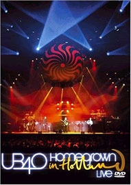 UB40 - Homegrow in Holland - Poster / Capa / Cartaz - Oficial 1