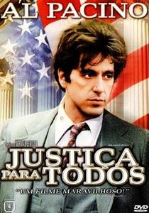 Justiça Para Todos - Poster / Capa / Cartaz - Oficial 2