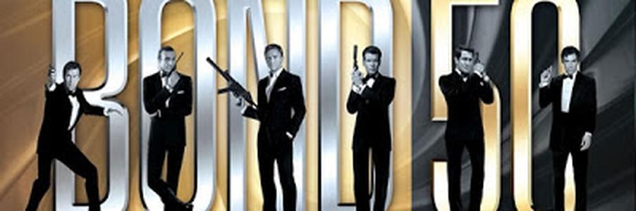 Franquia 007 será homenageada no Oscar 2013