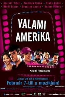 Valami Amerika - Poster / Capa / Cartaz - Oficial 1