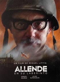 Allende em seu labirinto - Poster / Capa / Cartaz - Oficial 1