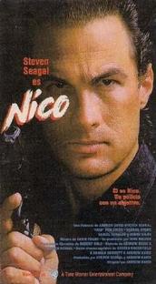 Nico - Acima da Lei - Poster / Capa / Cartaz - Oficial 2