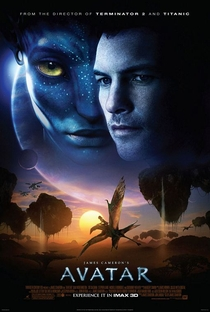 Avatar - Poster / Capa / Cartaz - Oficial 9