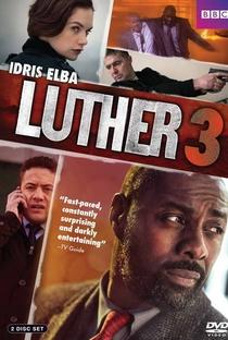 Luther (3ª Temporada) - Poster / Capa / Cartaz - Oficial 2