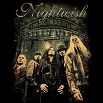 Nightwish - The Making Of Imaginaerum - Poster / Capa / Cartaz - Oficial 1