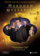 Os mistérios do Detetive Murdoch (5ª temporada) (Murdoch Mysteries (Season 5))