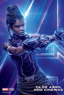 Vingadores: Guerra Infinita - Poster / Capa / Cartaz - Oficial 22