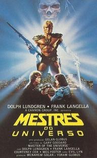 Mestres do Universo - Poster / Capa / Cartaz - Oficial 2