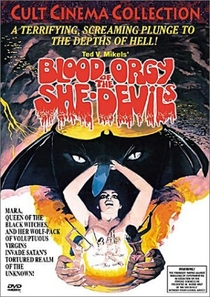 Blood Orgy of the She Devils - Poster / Capa / Cartaz - Oficial 1