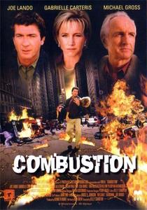 Combustão - Poster / Capa / Cartaz - Oficial 1