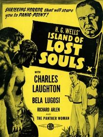 A Ilha das Almas Selvagens - Poster / Capa / Cartaz - Oficial 3
