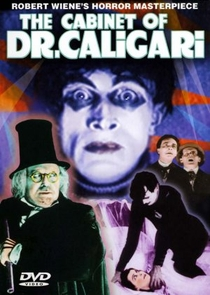 O Gabinete do Dr. Caligari - Poster / Capa / Cartaz - Oficial 15