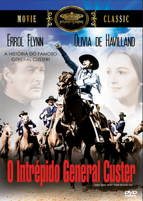O Intrépido General Custer - Poster / Capa / Cartaz - Oficial 5
