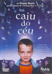 Caiu do Céu - Poster / Capa / Cartaz - Oficial 2
