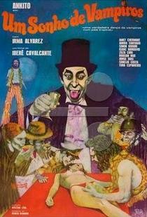 Um Sonho de Vampiros - Poster / Capa / Cartaz - Oficial 1