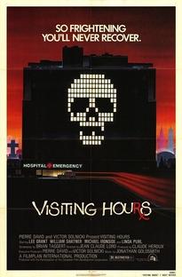 Horário de Visitas - Poster / Capa / Cartaz - Oficial 1