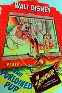 The Purloined Pup - Poster / Capa / Cartaz - Oficial 1