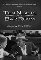 Dez Noites num Bar (Ten Nights in a Bar Room)